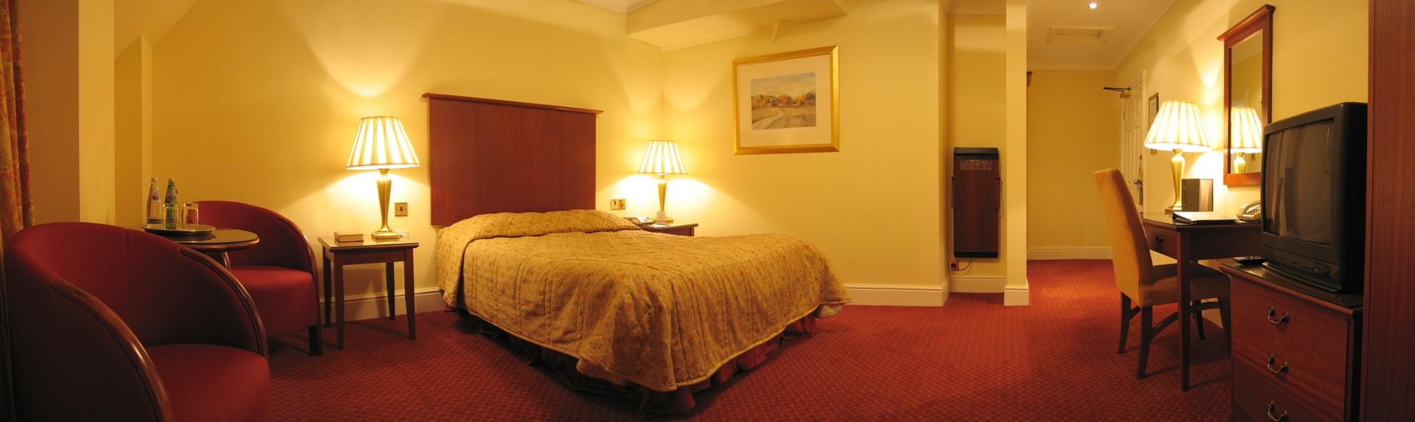 star hotel bedroom